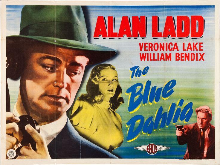 DAHLIA_THE BLUE DAHLIA