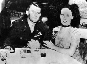 ELIZABETH SHORT AND MATT GORDON