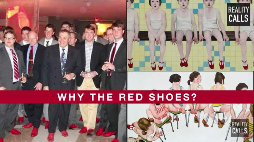 Tony Podesta Art >> Why Does Tony Podesta Love Red Shoes Voices4justice